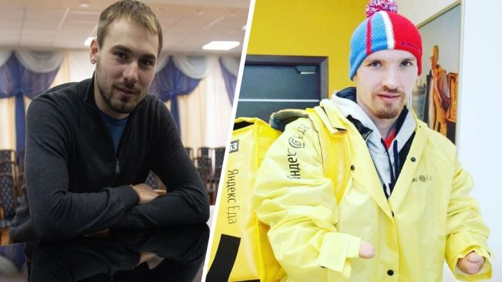 «Вспомнили, когда о нем стали трубить»: Шипулин раскритиковал министров за отношение к параспортсмену из службы доставки