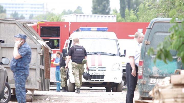 На оптовой базе «Врубовая» в Ростове взорвалась граната: рассказываем подробности происшествия
