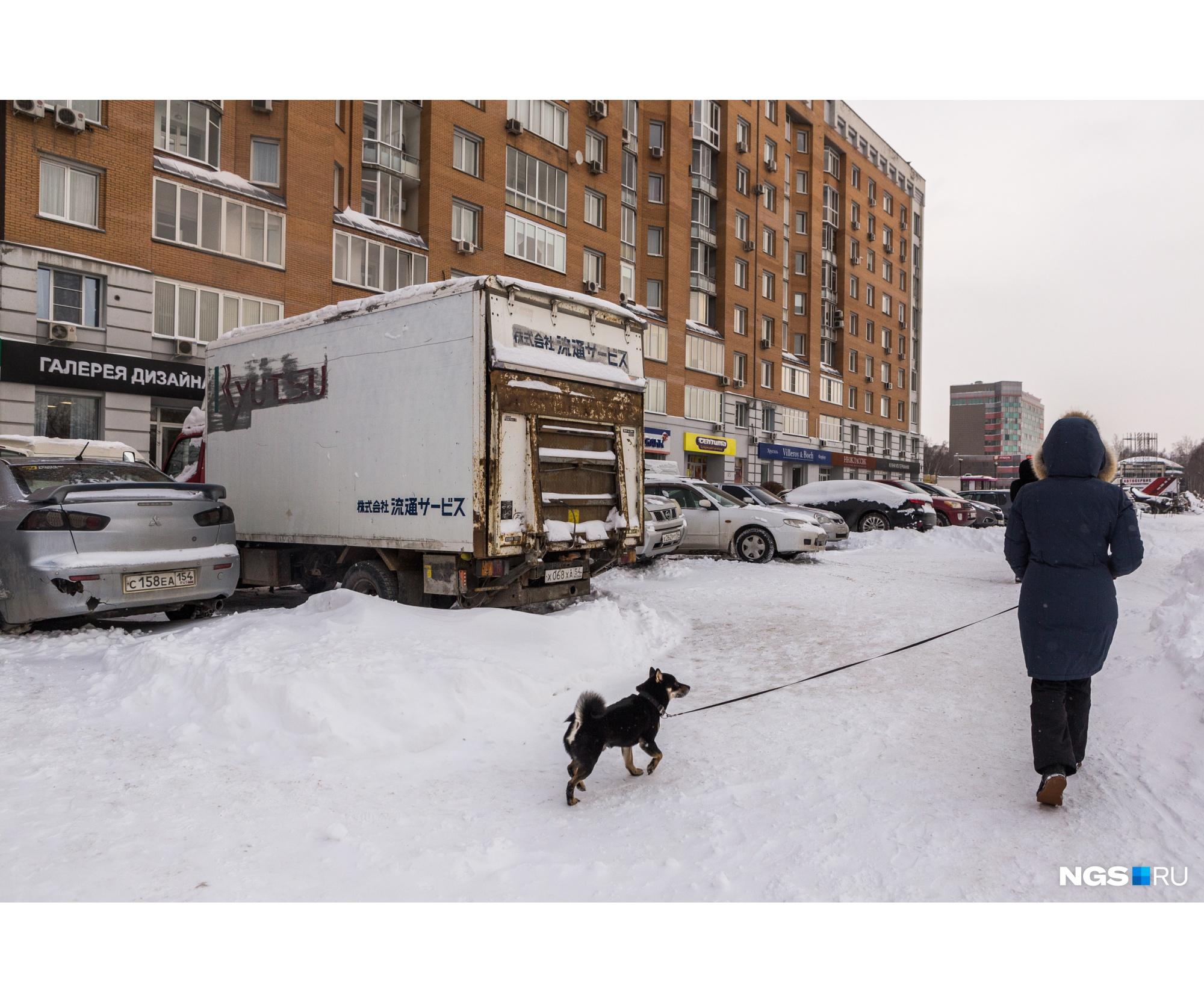 Фургон на Кирова