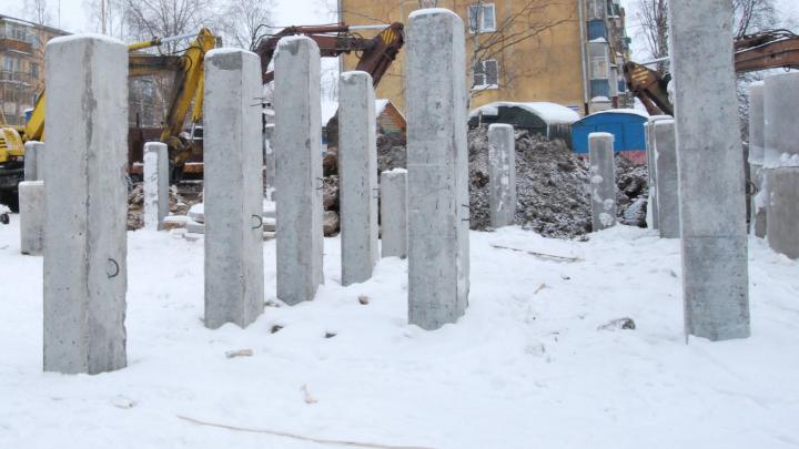 Власти Архангельска разорвали контракт с застройщиком участка на Котласской улице