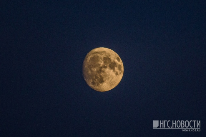 Полное лунное затмение: где икогда посмотреть вКрыму