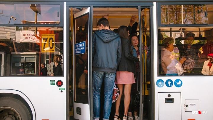 «Держите чек»: самарские автобусы оснастят кассовыми аппаратами