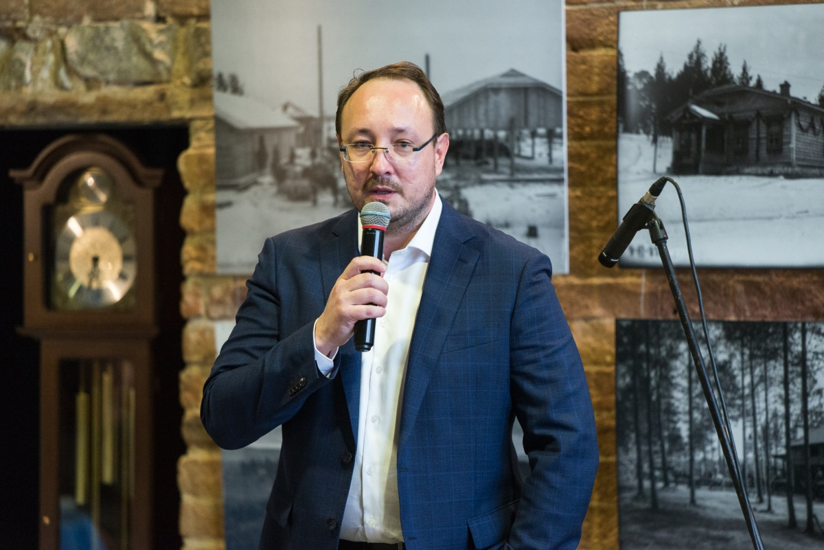 Руководитель представительства «Анадолу» в Екатеринбурге Антон Казарин