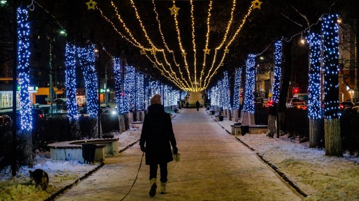 В Перми начался капремонт следующего участка Компроса — от Ленина до Монастырской