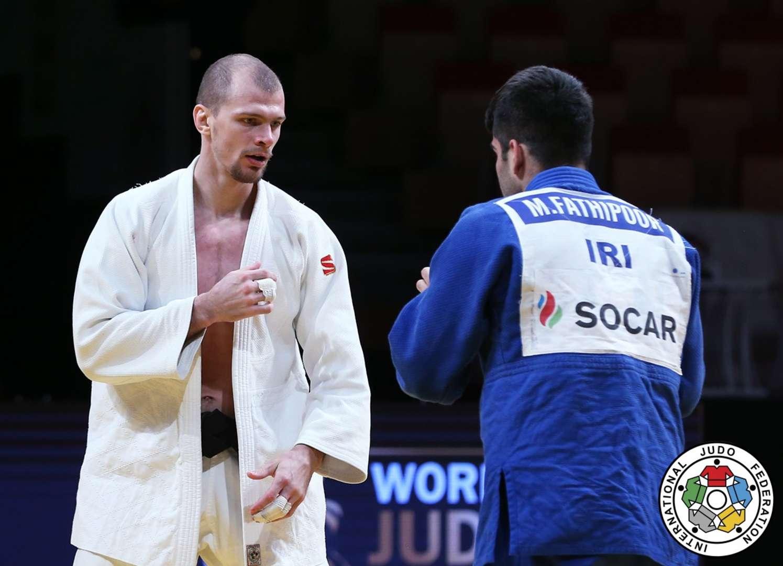 Россияне не смогли справиться с немцами в полуфинале