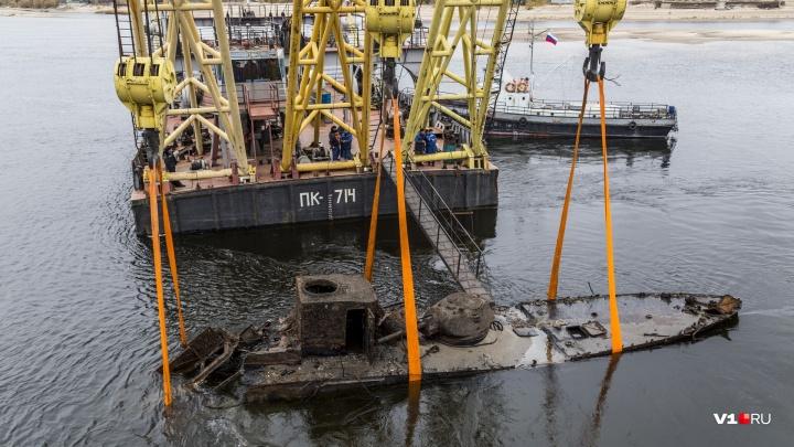 76 лет назад на Волге затонул БК-31: история героического бронекатера в 10 фактах