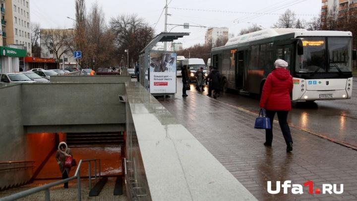 Как будет ездить уфимский общественный транспорт в новогоднюю ночь