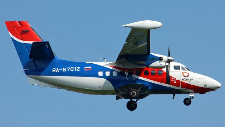 Челябинский аэропорт подняли по тревоге из-за несработавшего датчика о выпуске шасси в самолёте