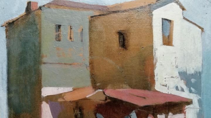 Пейзажи и не только. Через семь дней в Гренобле откроется выставка юных художников из Перми