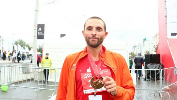 Победитель второго пермского марафона Юрий Чечун сошел с трассы из-за травмы