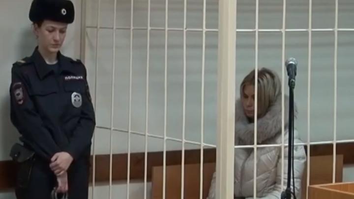 Экс-сотрудница ГСУ Вера Рабинович с «пристрастием» расспросила свидетелей по своему делу