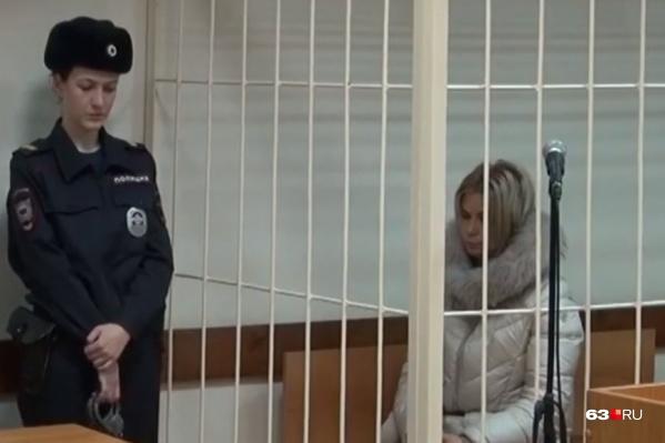 Вера Рабинович до передачи дела в суд находилась в следственном изоляторе
