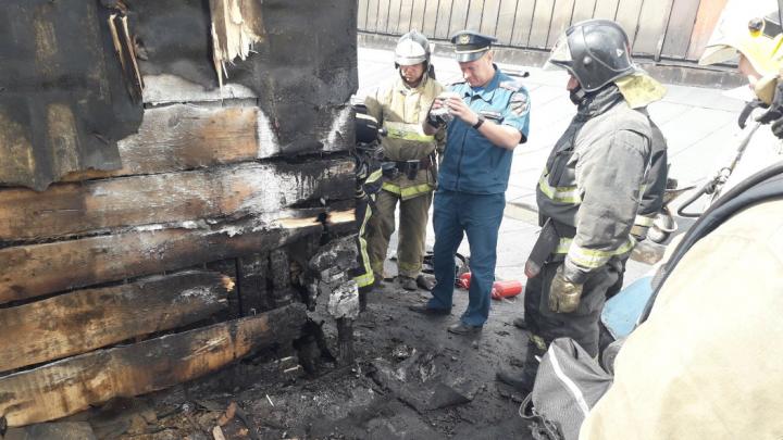 В Ярославской области женщина погибла в пожаре из-за того, что сушила на обогревателе грибы