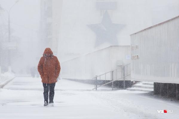 А вот волгоградцы могут не бояться резкого похолодания