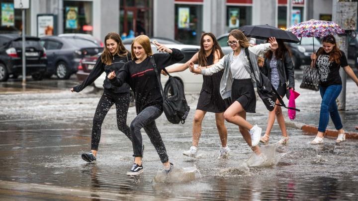 Мэр Локоть о последствиях рекордных ливней: «Потоки воды меньше, чем могли бы быть»