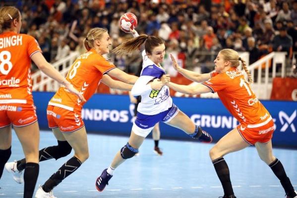 Ана Вяхирева забросила 11 мячей