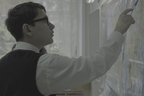 Этот фильм — первая работа режиссёра в жанре документалистики