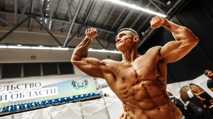 Главное — дисциплина: Артём Терентьев рассказал о победе на чемпионате России по бодибилдингу — 2018