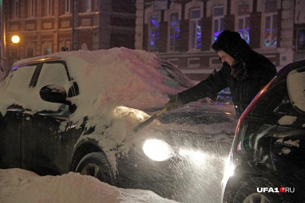 Гололед, метель и снег — «сюрпризы» погоды в ближайшие сутки