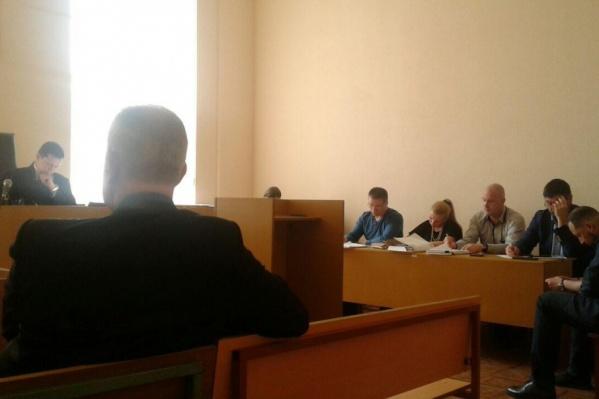 Сегодня показания давал Константин Яковлев