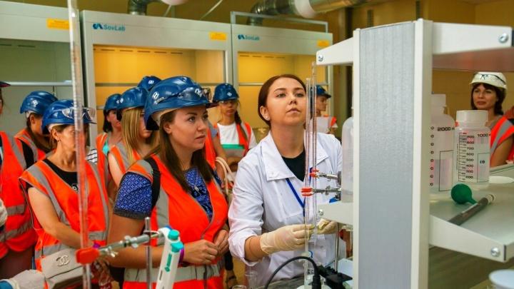 Участники квеста на Гремячинском ГОКе нашли «Сокровища ВолгаКалия»