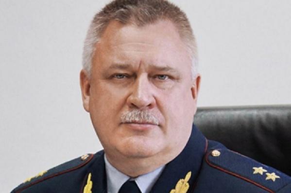 Генерал-лейтенант более 33 лет проработал в управлении ФСИН