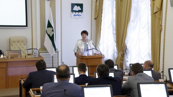 Сенатор от Курганской области Елена Перминова: «Я убеждена в необходимости пенсионной реформы»