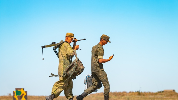 Из Ростовской области в армию пошли служить 3900 человек