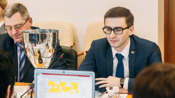 В Тюмени освободилось кресло главы управы Ленинского округа