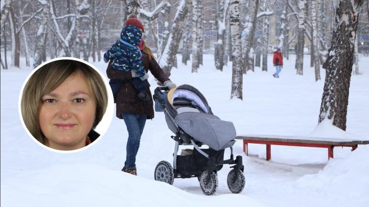 Мамская колонка: «В нашей стране не уважают матерей — только критикуют. За все!»