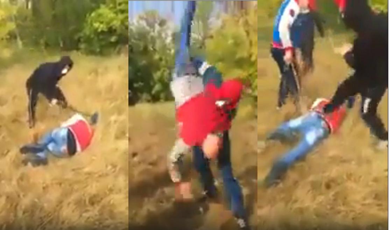 Все издевательства они снимали на видео