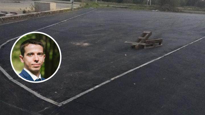 «И так сойдёт»: депутат из Переславля заявил, что благоустройство парков делают на авось