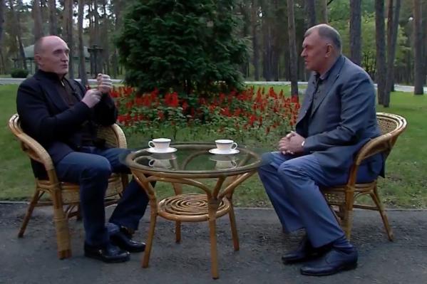 Чиновники окрестили это интервью беседой двух давно знакомых людей, которые переживают за судьбу Челябинска
