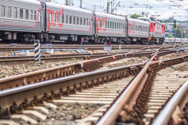 Несчастный случай произошел в пассажирском поезде Анапа —Новокузнецк