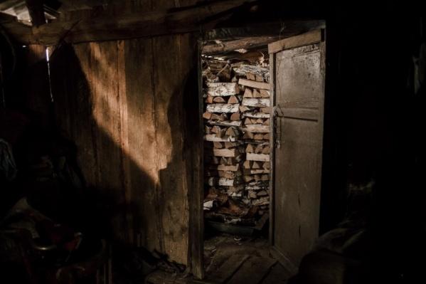 Бензопилу у заготовителя дров изъяли
