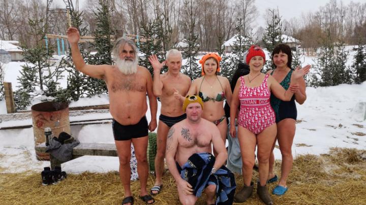 «Народу стало больше»: компания новосибирцев объездила все купели города