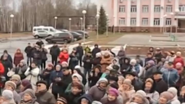 «99% недовольны ростом цен на обслуживание!»: в Нижегородской области начались «газовые» митинги