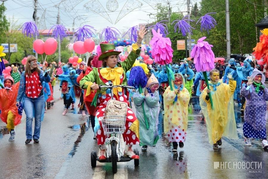 «Риски чумовые!»: детский карнавал вКрасноярске снова перенесли