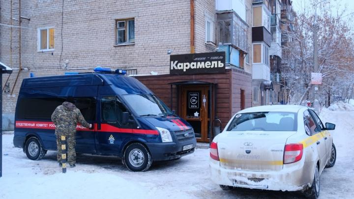 После ЧП в пермском отеле «Карамель» задержали инспектора Госпожнадзора