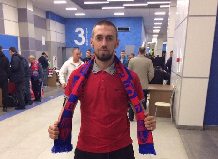 Обвиняемый вубийстве красноярского футбольного поклонника взят под стражу