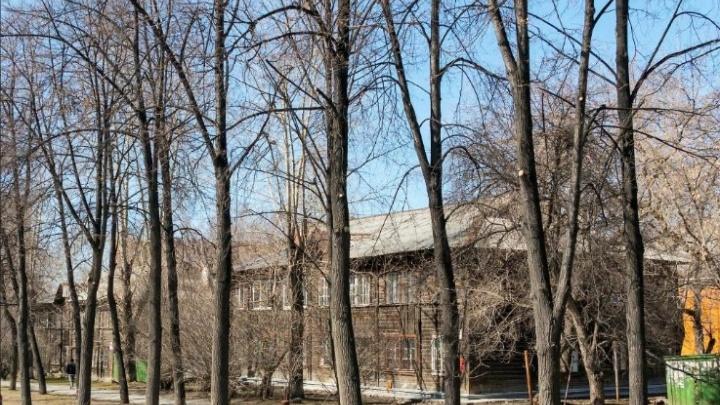 Участок со старыми двухэтажками во Втузгородке отдадут под высотное строительство