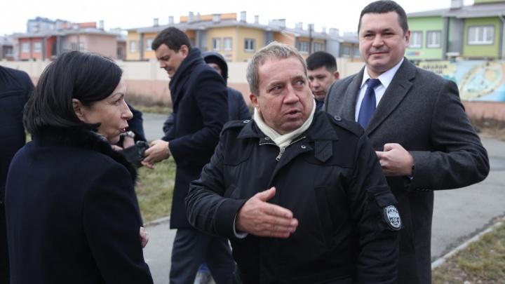 Чиновник, попавший под разнос Натальи Котовой после скандала с остановками, уходит в отставку