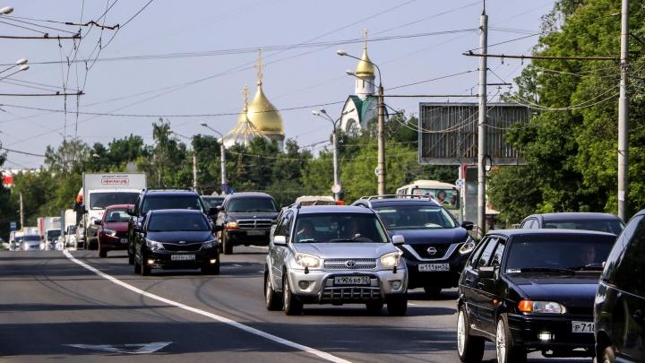 Признали ошибки:на проспекте Гагарина введут «зеленую волну» из 12 светофоров