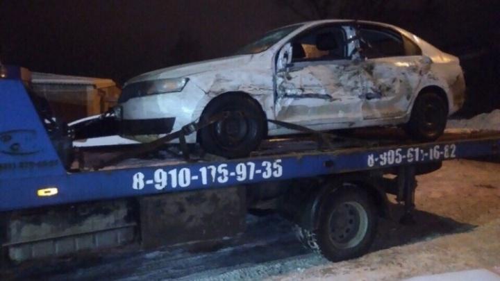 Волгоградца, пробившего на трассе М-7 «живой щит», арестовали на два месяца