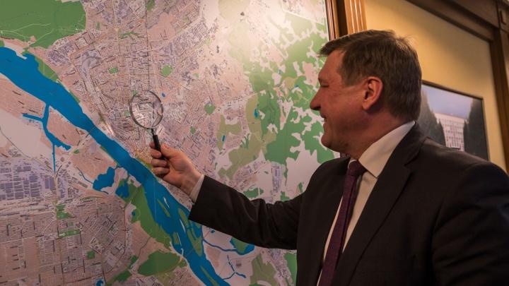 Мэр назвал главные успехи городских властей за прошедший год
