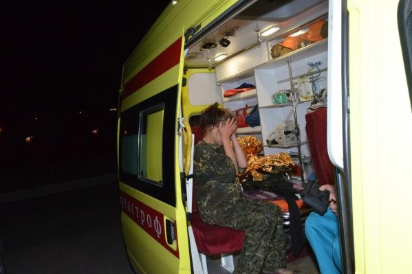 14-летняя Яна Тамочева провела в глухой тайге почти 6 дней