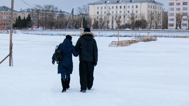 Осторожно, ледостав в Архангельске! Спасатели напоминают, как не стать жертвой межпогодья