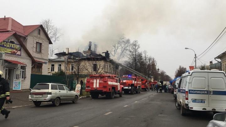 «Ожоги и переломы»: появилась обновленная информация о пострадавших в пожаре в Ростове