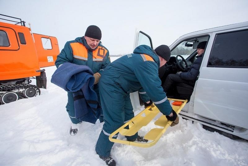 Спасатели попросили новосибирцев воздержаться от дальних поездок