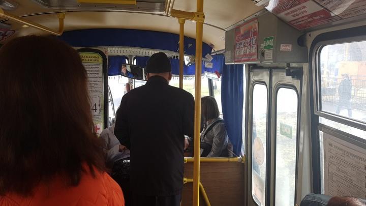 В Зауралье стало на треть меньше аварий по вине водителей автобусов